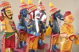 hindu god handy crafts poster
