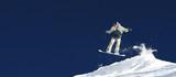 snowboard tricks poster