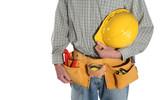 repair man poster
