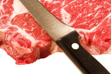 steak and knife