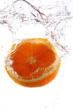 Fototapeta woda - kropla - Owoc