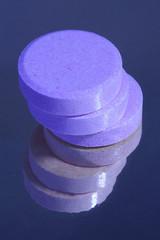 violet pills