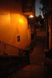 orange alley poster