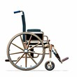 wheel chair, sideshot
