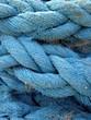 corde bleue