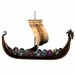 ship of the vikings