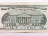 ten dollar bill us treasury 1 poster