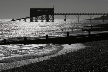 rnli lifeboat station selsey bill