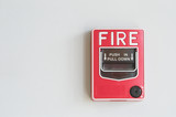 fire alarm pull box poster
