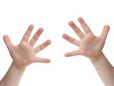 ten fingers poster