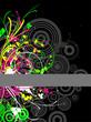 fluorescent grunge