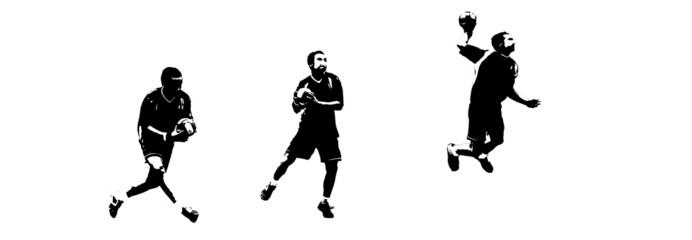 handball - bewegungsablauf