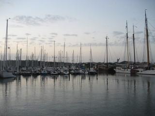 ameland docks