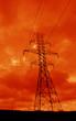 ominous power lines