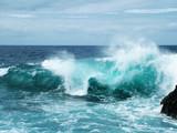 rough sea poster