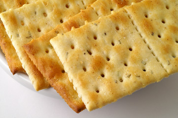 rosemary flavored crackers