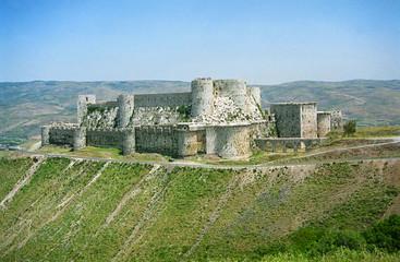 castle - krak des chevaliers