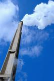 vertical smokestack poster