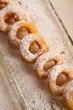 oval doughnuts