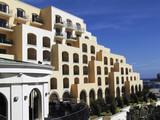 luxury marina apartments poster