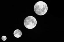 Zyklus Mond