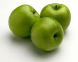 pommes vertes-