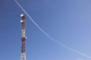 telecommunication mast #3