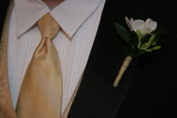 tie shirt tux vest coat boutinerre poster
