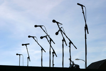 concert will start soon