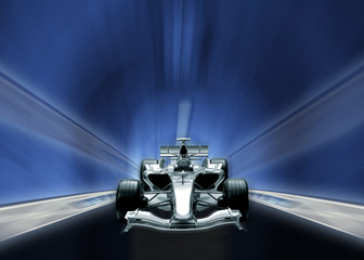 formula one, speed concept