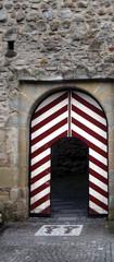 porte de chateau