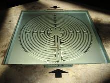 Labirynt w Chartres