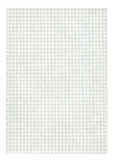 xxl size squared paper page poster