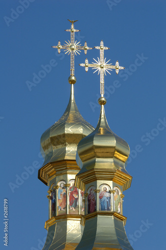 orthodox crosses