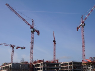 construction de logements à gennevilliers