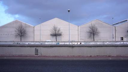 bâtiments industriels à gennevilliers