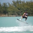 wake board rider