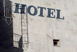 hôtel poster