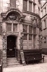 thomas' chop house, st ann's, manchester