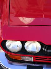 Italiaanse iconische sportwagen