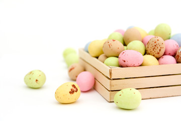 easter egg chocolate candy