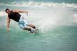 wake boarder