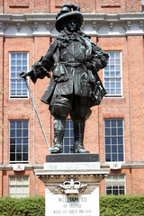 statue of william iii