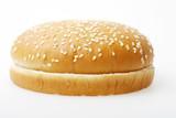 hamburger bun poster