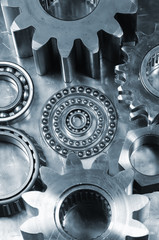 mechanical machinery parts