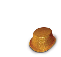 golden hat