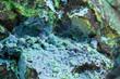 macro di malachite