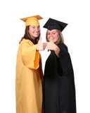 friends graduating poster