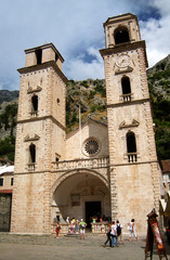 old church in kotor