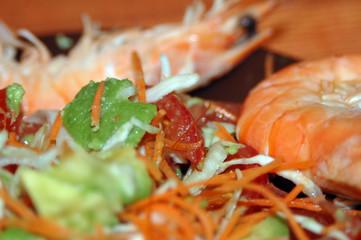 salade de crevette 2
